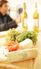 Grapes and Cheese